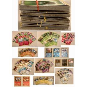 94 FRENCH Pokemon playing cards